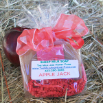 Apple Jack Sheep Milk Soap