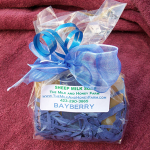 Bayberry Sheep Milk Soap