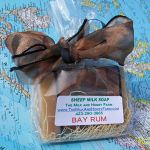 Bay Rum Sheep Milk Soap