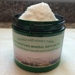 bath salts fortified